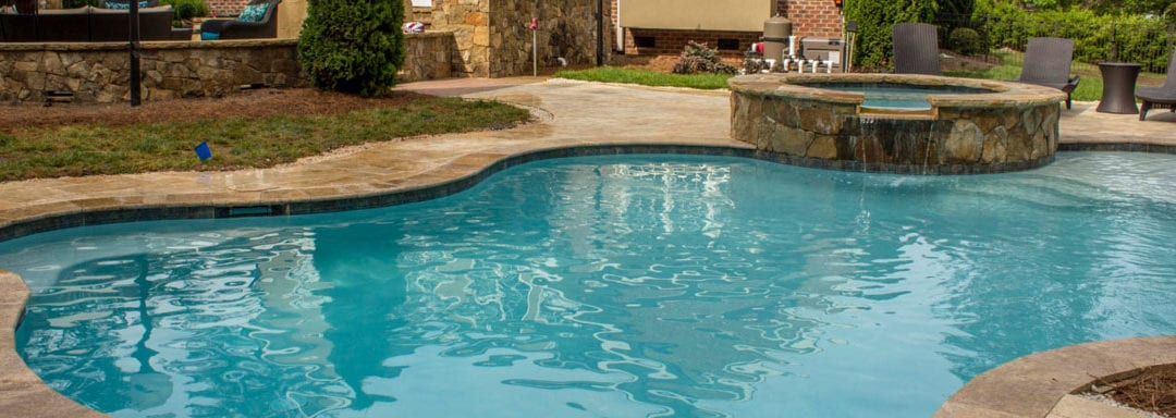 Professional Concrete Pool Installation Services from CPC Pools In Stanley North Carolina Will Help Transform Your Backyard