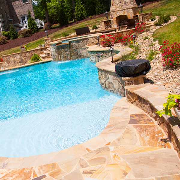 Iron Station Year Round Pool Builder CPC Pools Offers Professional Pool Building Services